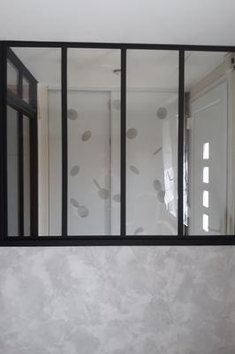 chassie vitré style atelier