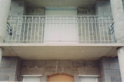 garde corps balcon