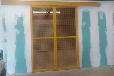 Porte Atelier coulissante
