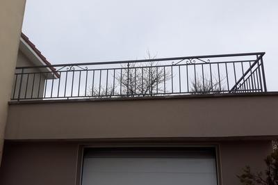 garde corps terrasse